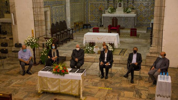 Recuperação de igrejas no concelho de Moura