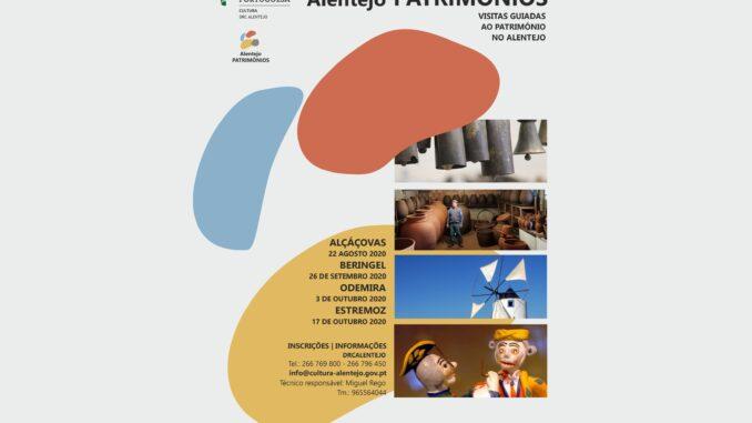 Projeto 'Alentejo, PATRIMÓNIOS'