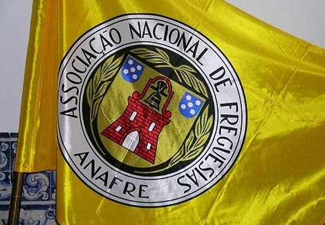 Reunião da Associação Nacional de Freguesias