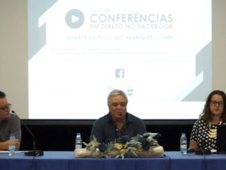 Conferencia em Viana do Alentejo