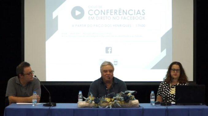 Conferencia em Viana do Alentejo