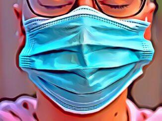 uso de máscara