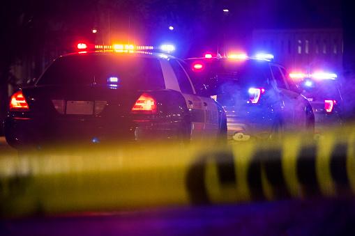 Crime investigação