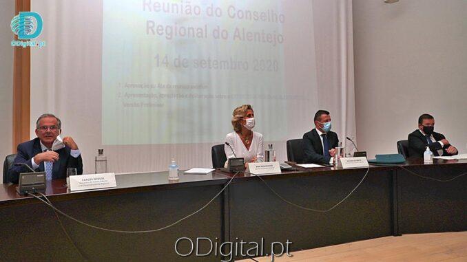 Conselho regional aprovou o Plano Estratégico para o Alentejo