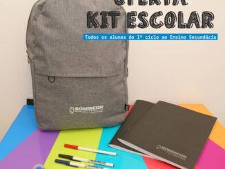 Kit oferecido pela Somincor