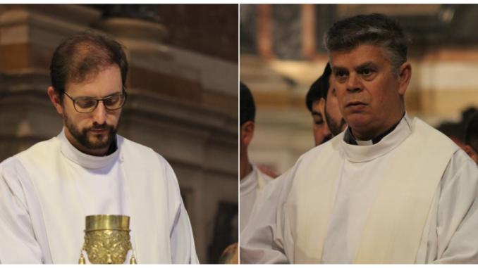 Novos párocos em Borba e Santiago do Escoural