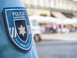Policia de Segurança Pública deteve