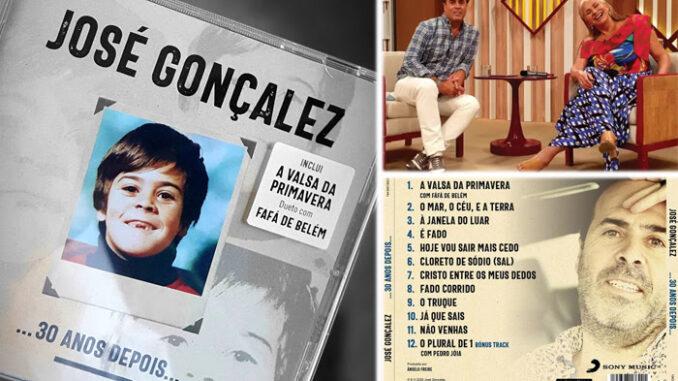 Lançamento do novo trabalho de José Gonçalez