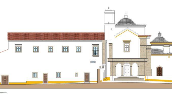 Convento de Nossa Senhora da Luz em Arronches