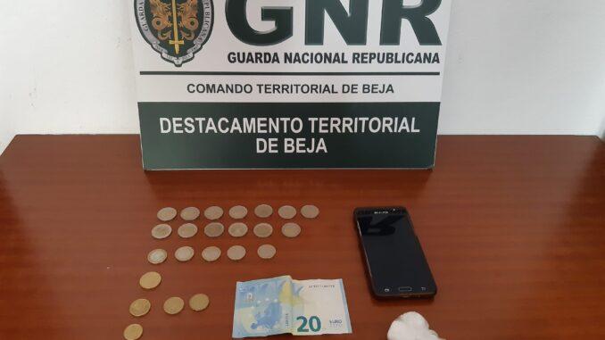 Tráfico de droga