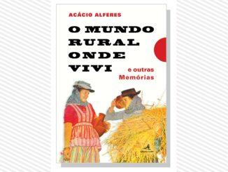 Obra literária livro de Acácio Alferes
