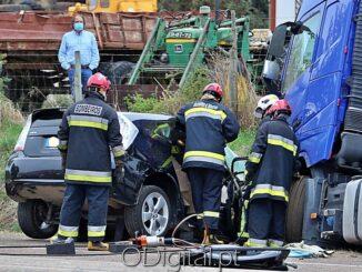 Acidentes rodoviários