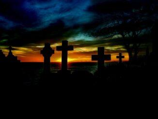 Cemitério Luto