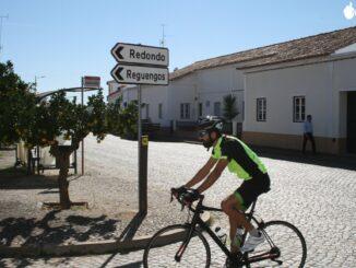Cycling no concelho de Redondo
