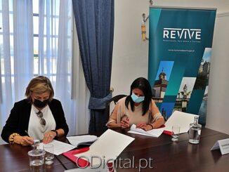Évora: Um hotel vai nascer na Quinta do Paço de Valverde. O contrato foi hoje assinado (c/fotos)