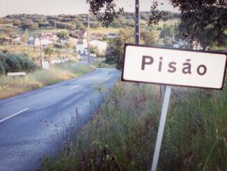 Barragem do Pisão