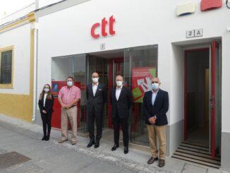 Loja CTT de Viana do Alentejo
