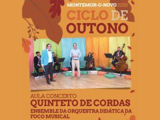 Ciclo de Outono em Montemor-o-Novo
