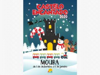 Castelo Encantado em Moura