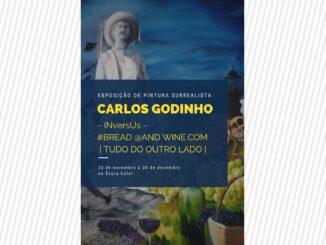 Exposição de Carlos Godinho