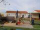 obras em escola de Foros de Vale Figueira