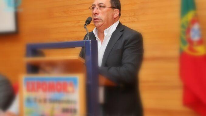 Presidente da Mora, Luís Simão