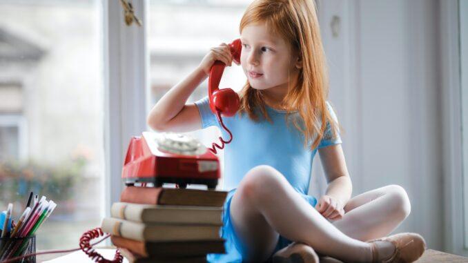 Literatura pelo telefone