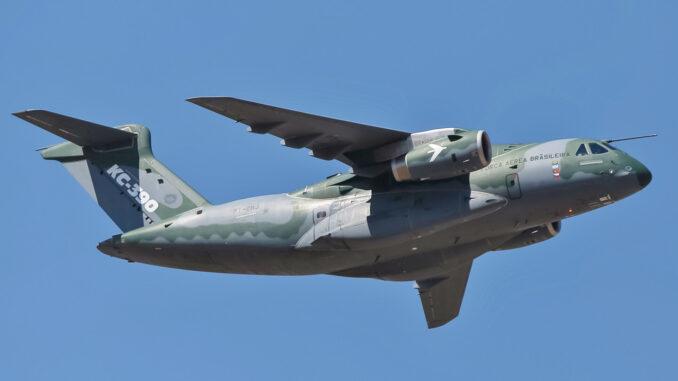 KC-390 para Beja