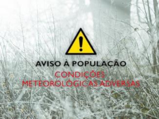 Aviso Meteorológico