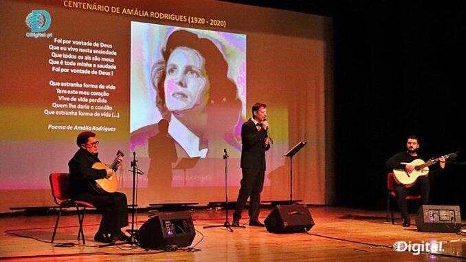 Alter do Chão homenageou Amália Rodrigues
