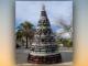 Árvore Natal em Santo Amaro