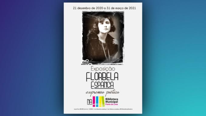 Exposição sobre Florbela Espanca