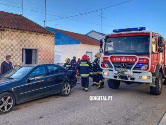 Incendio em São Romão