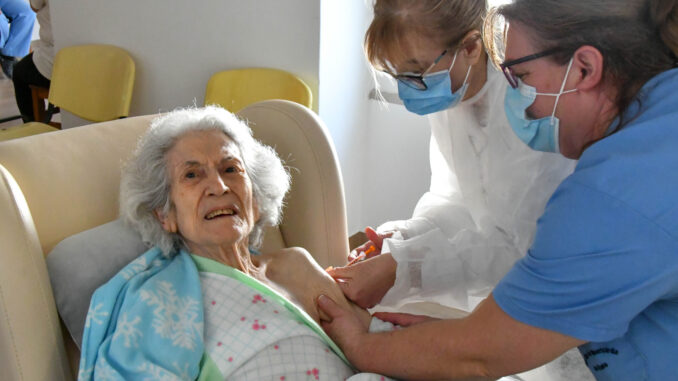 Vacinação no Crato