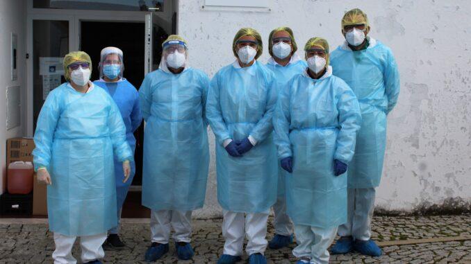 Vacinação em Mourão