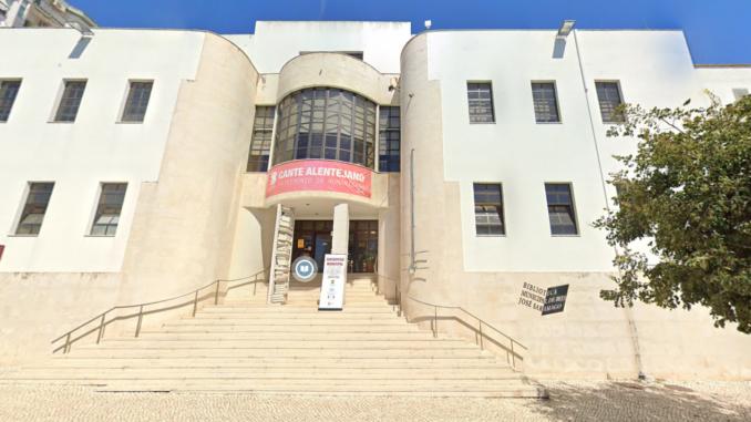 Biblioteca Municipal de Beja