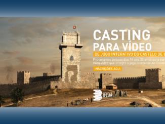 Casting para vídeo de beja