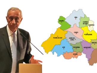 Marcelo venceu no distrito de Portalegre