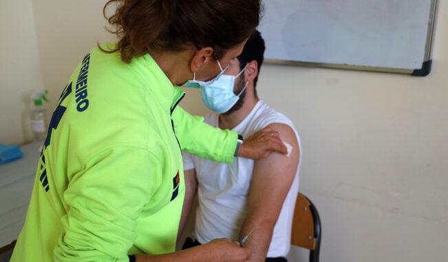 Vacinação INEM