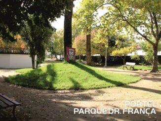 Parque em Portel alvo de obras