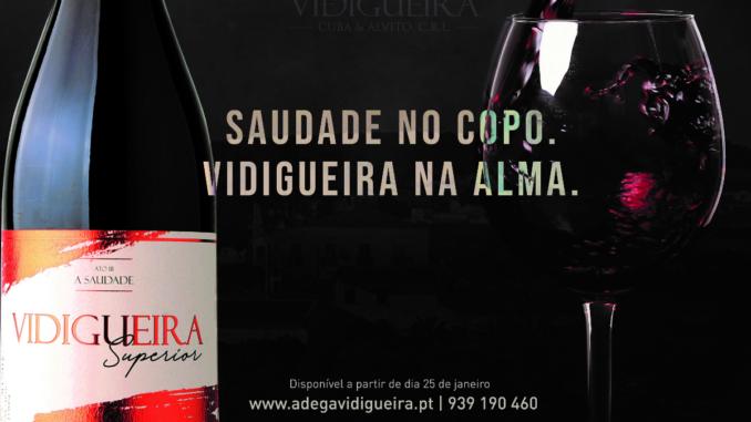 Novo vinho da vidigueira