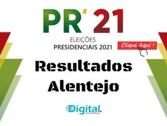 Presidenciais 2021 no Alentejo