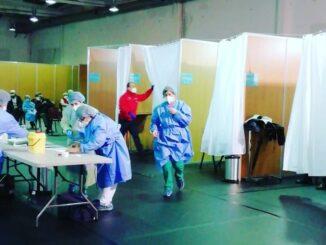 Vacinação contra a Covid-19 em Elvas