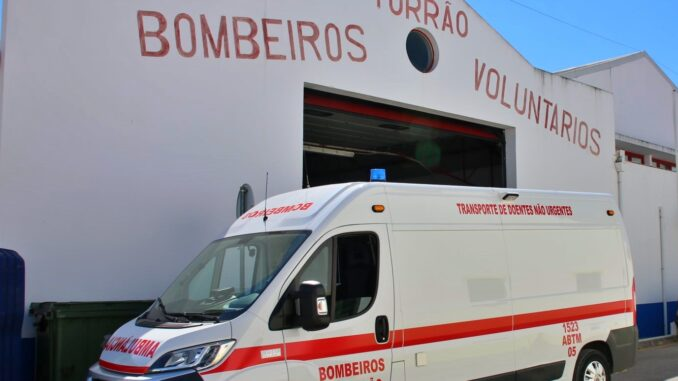 Bombeiros do Torrão