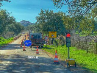 Estrada de Vila Viçosa