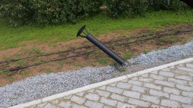 Vandalismo em Montemor-o-Novo