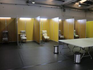 Vacinação em Elvas