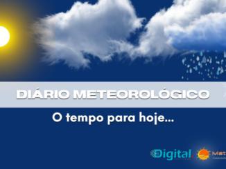 Previsão da Meteorologia