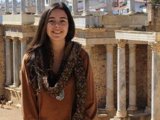 Estudante da Universidade de Évora