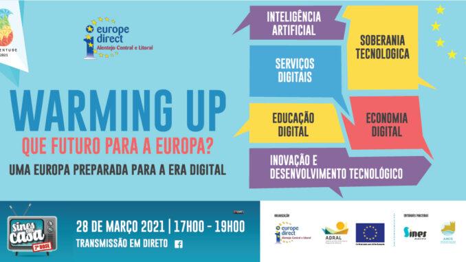 Evento do Europe Direct